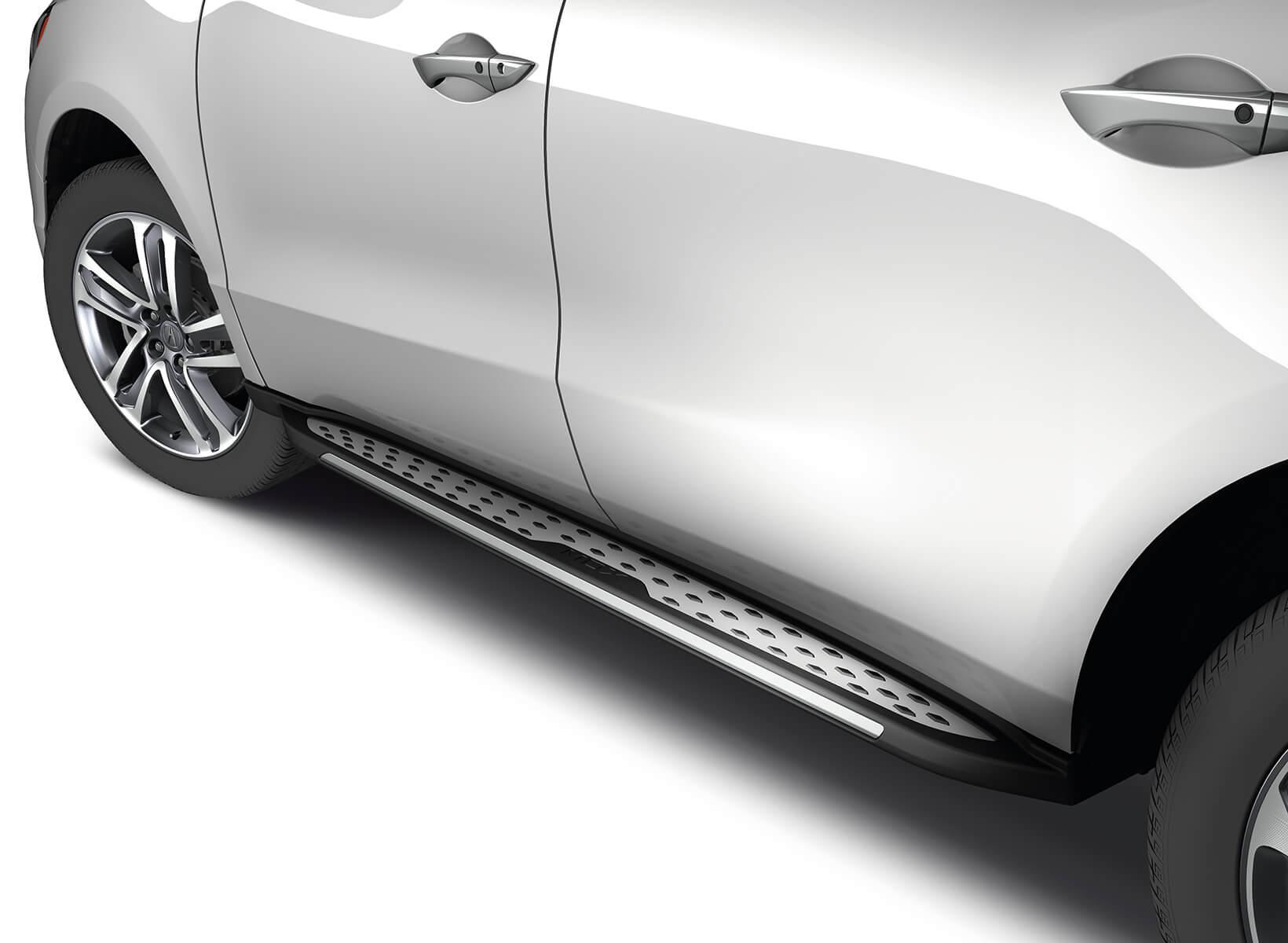 Acura MDX - Acura mdx running boards