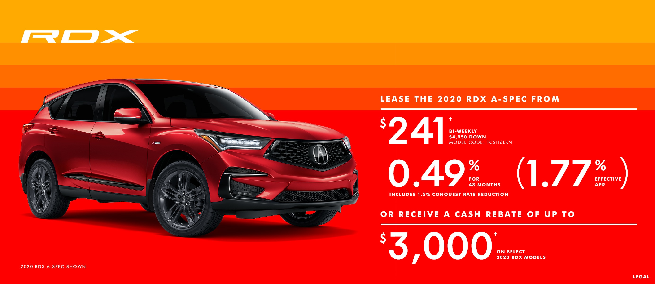 The All-New RDX