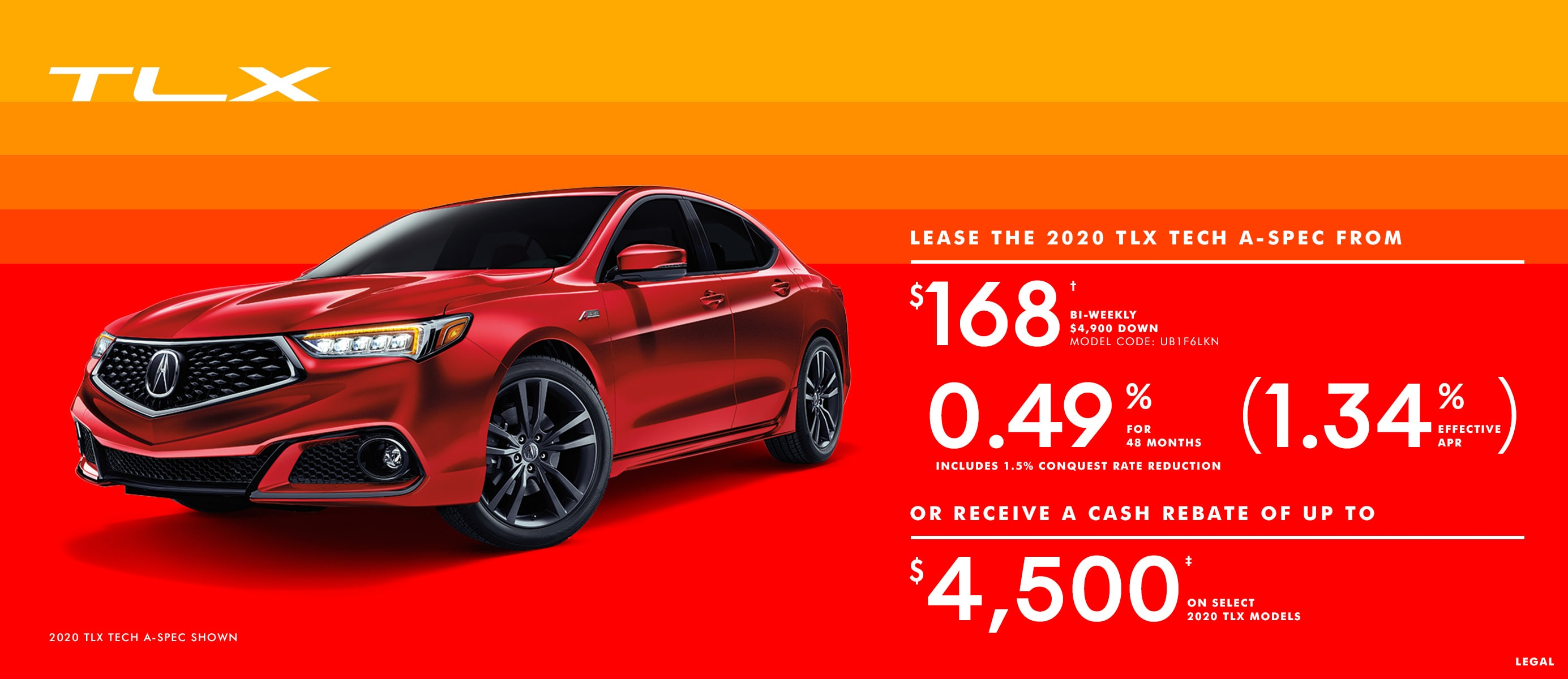 The High-Performing TLX