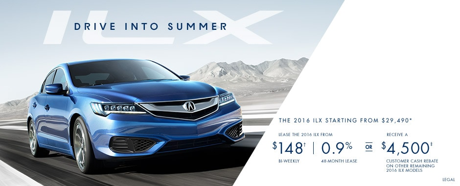 July National Special Offers ILX