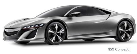 Acura Lease Deals on 2012 Auto Show Tour