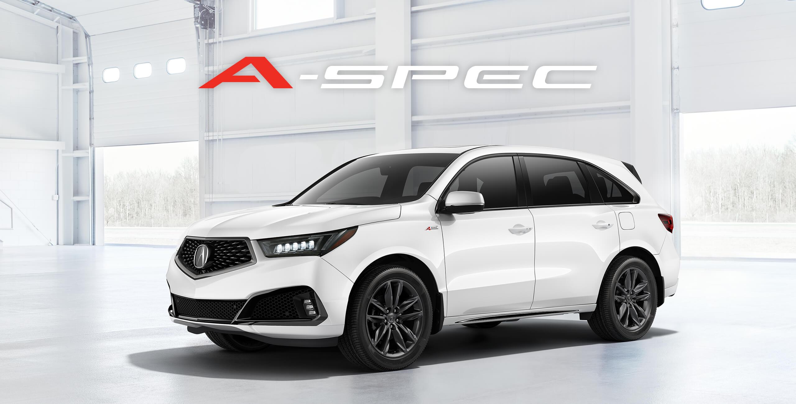 2019 Mdx Acura Canada