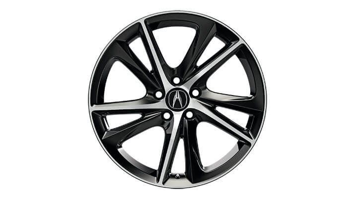 THE BOLD NEW TLX - 2018 acura tl 19 inch wheels
