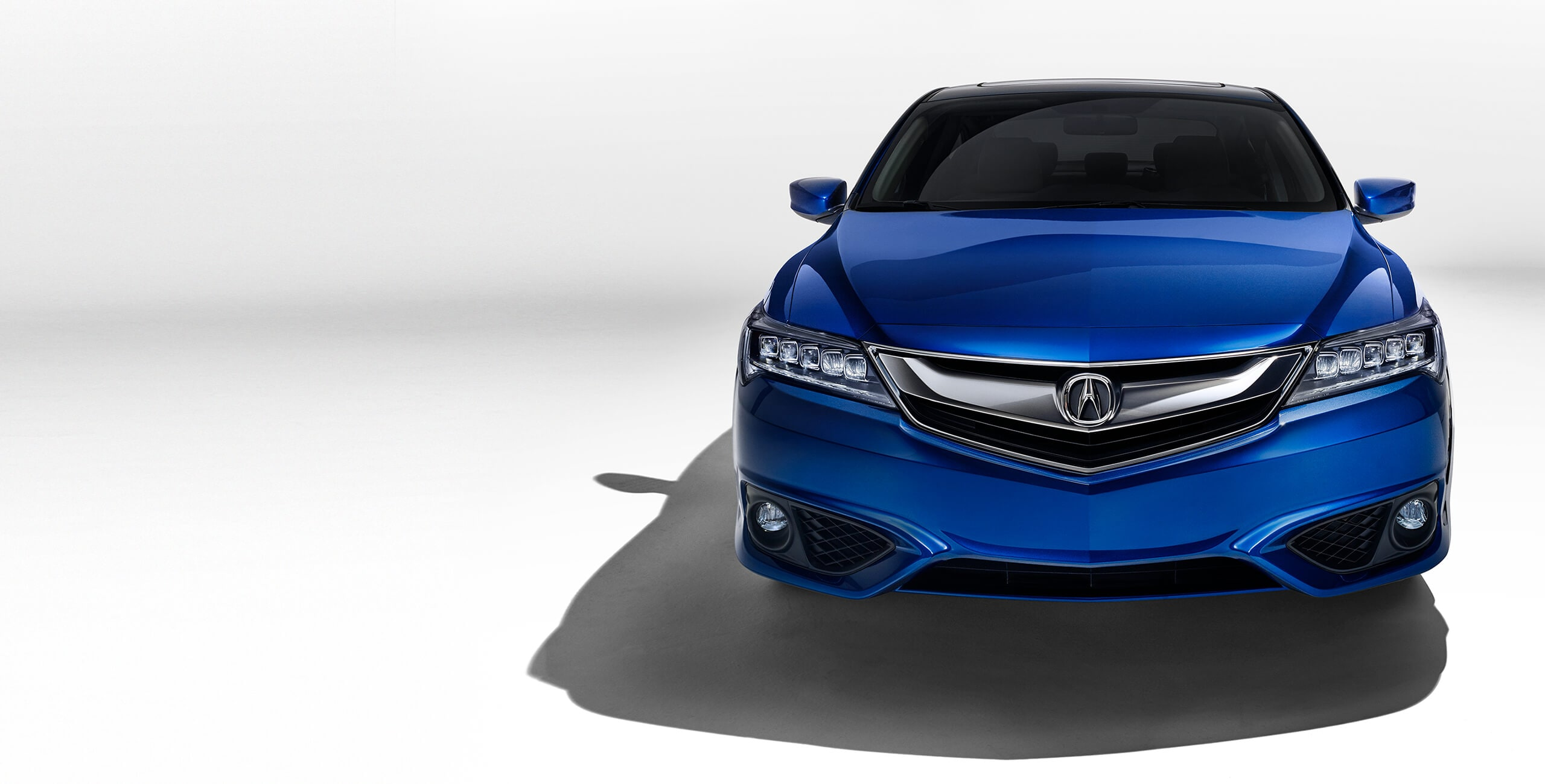 Features The Acura ILX Acura Canada - Acura ilx fog lights