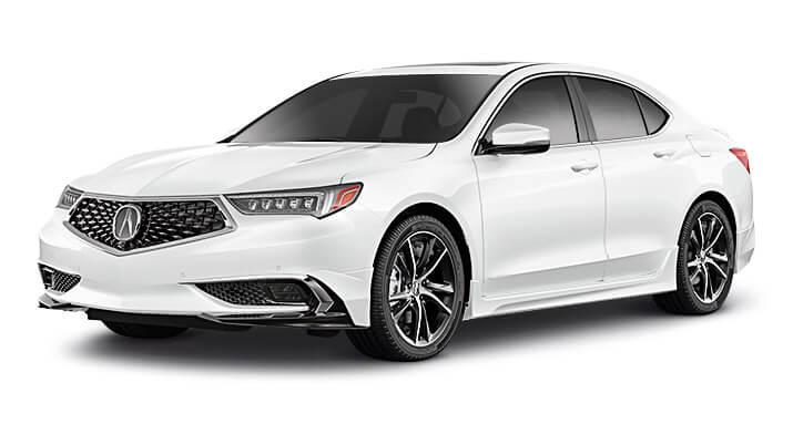 2019 Tlx Acura Canada