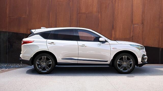 2020 Acura Rdx Midsize Luxury Sedan Acura Ca