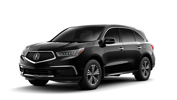 2017 Acura MDX Overview