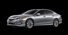 Compare Acura RLX