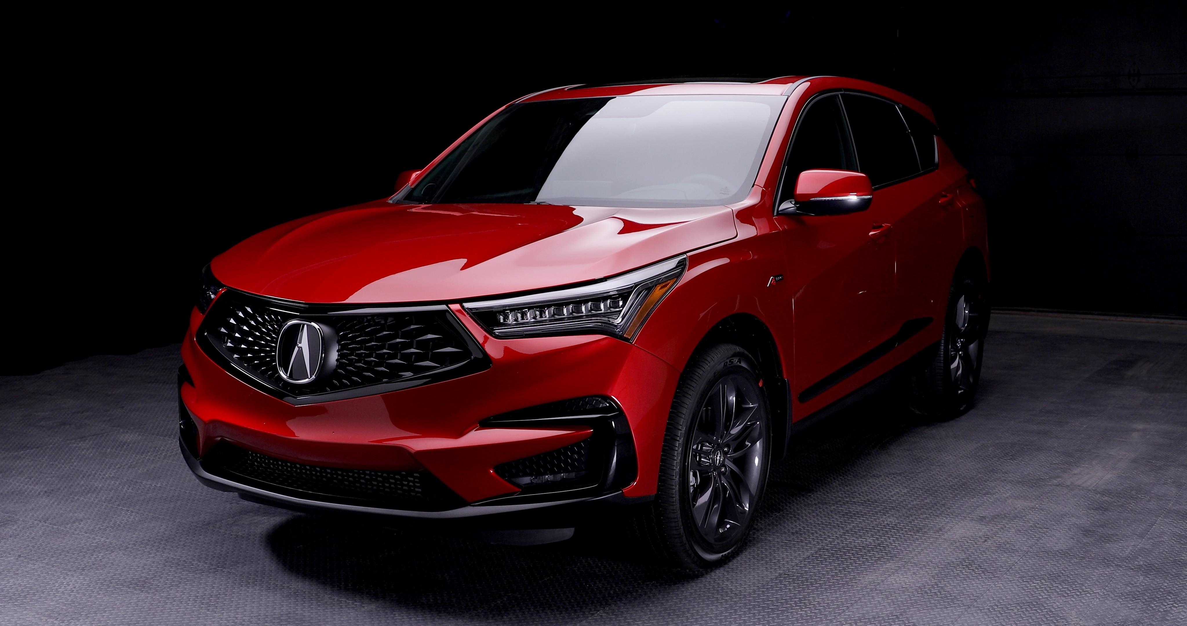 Acura Canada - Overhaul car show